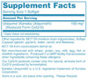 Ubiquinol 100 Supplement Facts