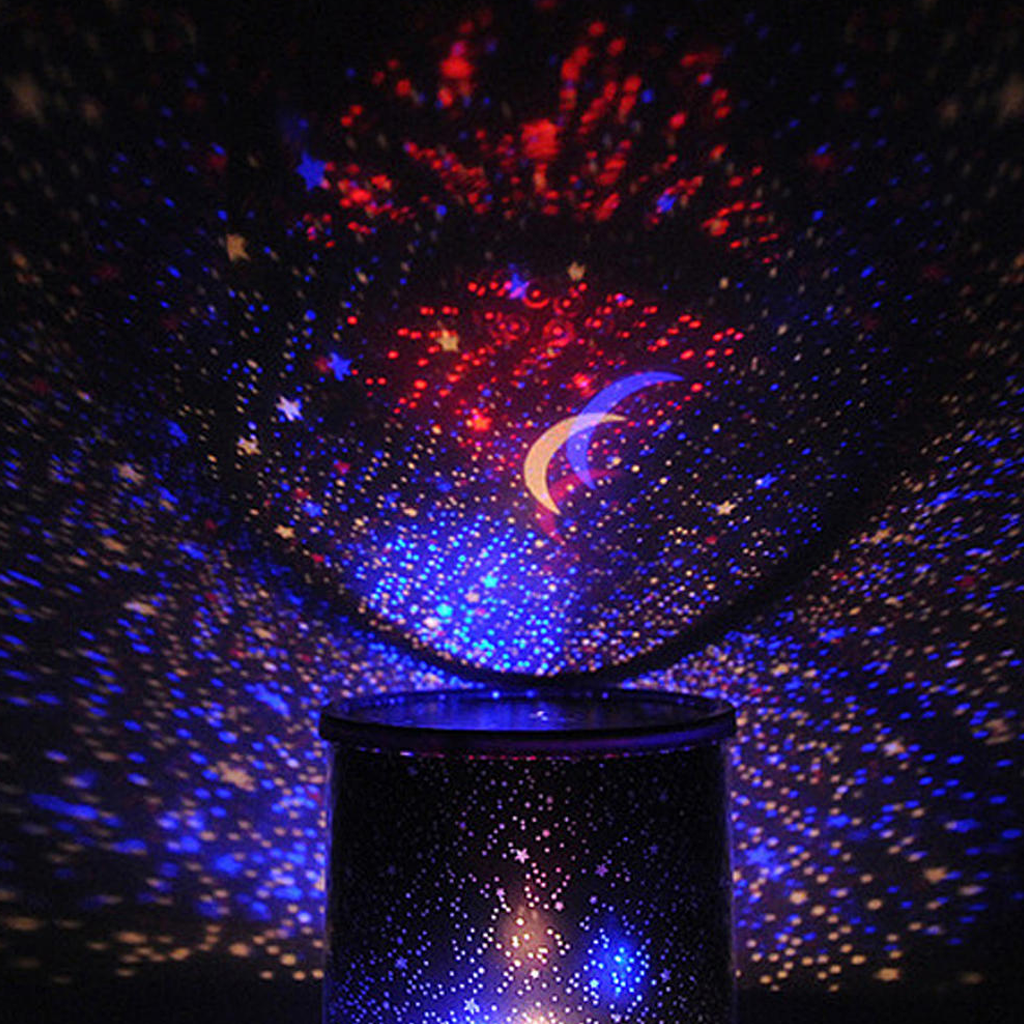 Awesome Amazing LED Star Projector Lamp