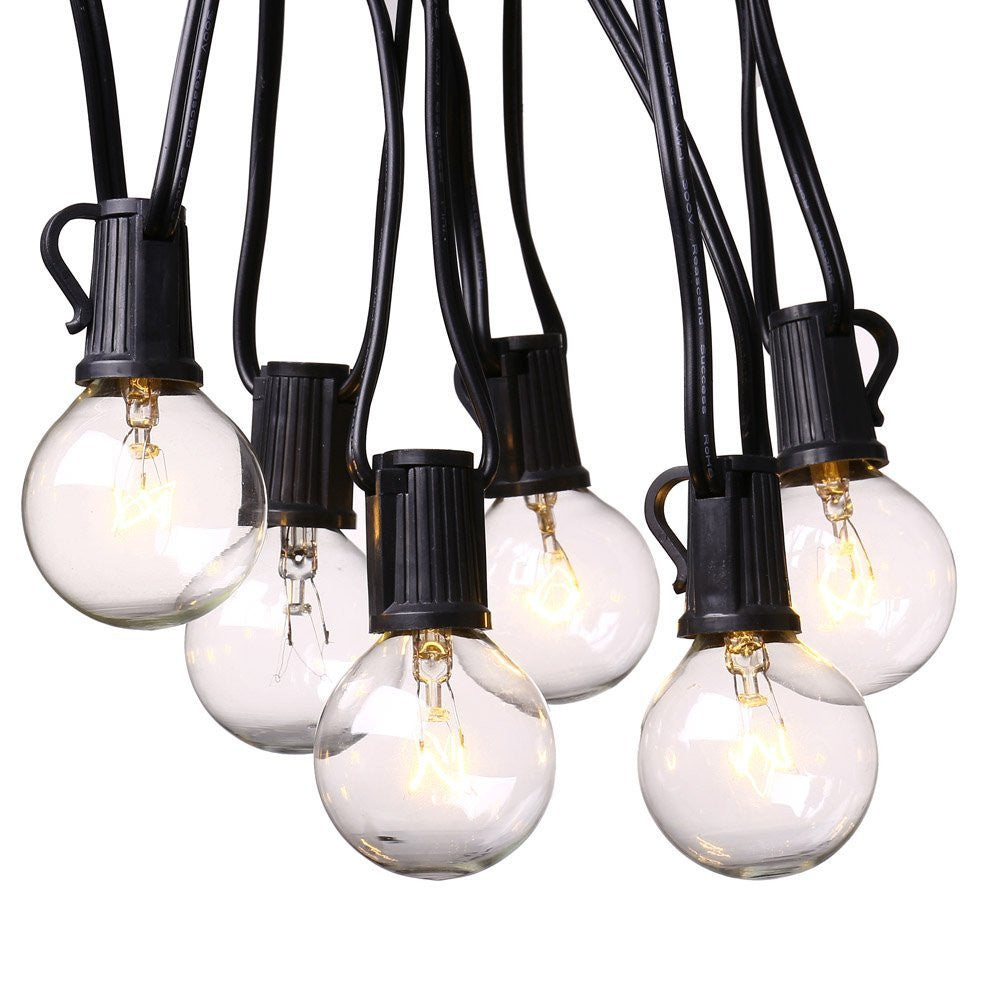 Vintage Bulb Style Patio String Lights