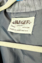Jaeger - 1980s Double Breasted Cropped Blazer Jacket
