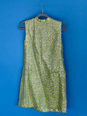 Penthouse 1960s Shift Dress