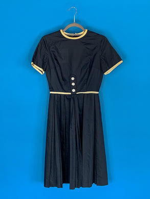 Betty Barclay Vintage Navy Dress