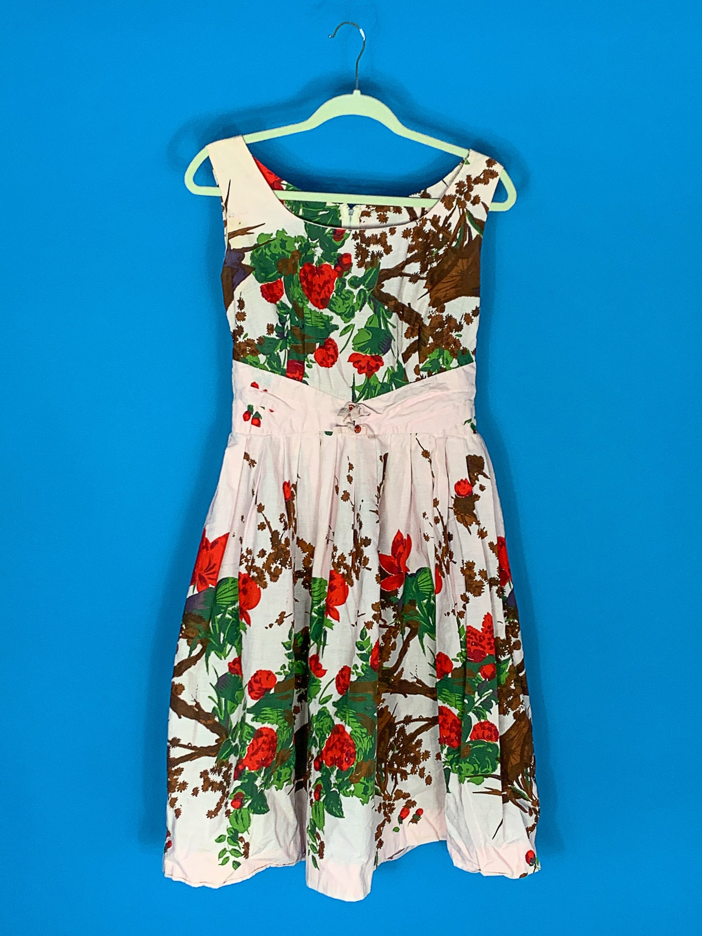 Hella, 1950's Cotton Dress