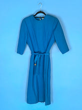 1960s Wool Shift Dress