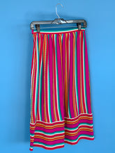 Shawn Striped Skirt