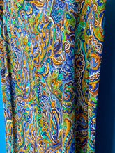 Zara Woman. Made in Morocco. Multicolored paisley pants.