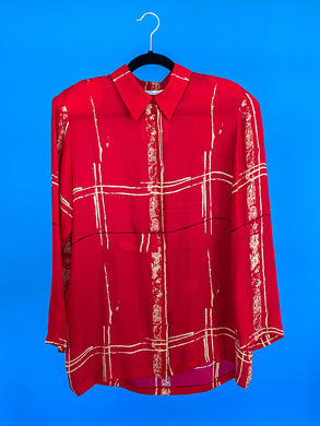 Peter Nygard Silk blouse