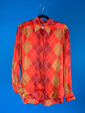 Gianfranco Ferre Silk Blouse