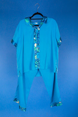 Turquoise PJs