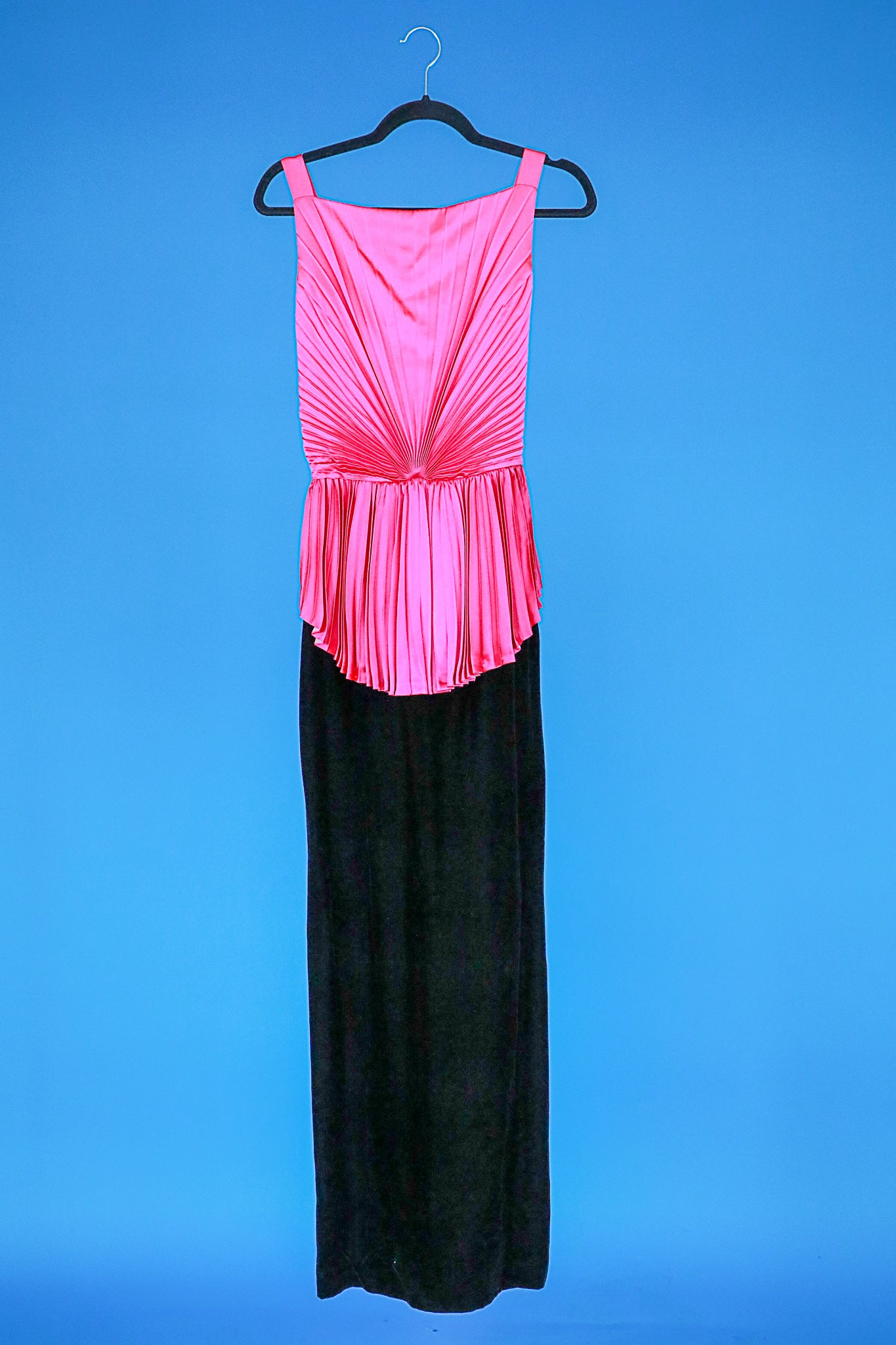Murray Arbead Pleated Gown