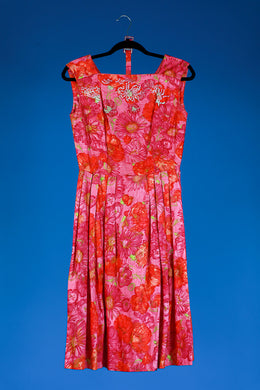 Sidney Kramer Floral Dress