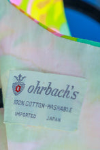1960s blouse by Ohrbach's