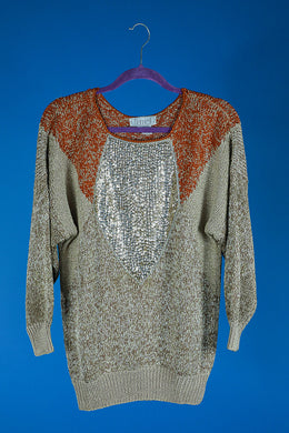 1980s Nannell Sweater