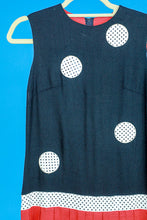 Gay Gibson Polka dot 1960s dress