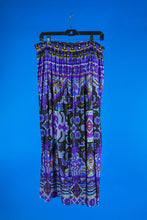 Miss Elaine 1970s maxi skirt