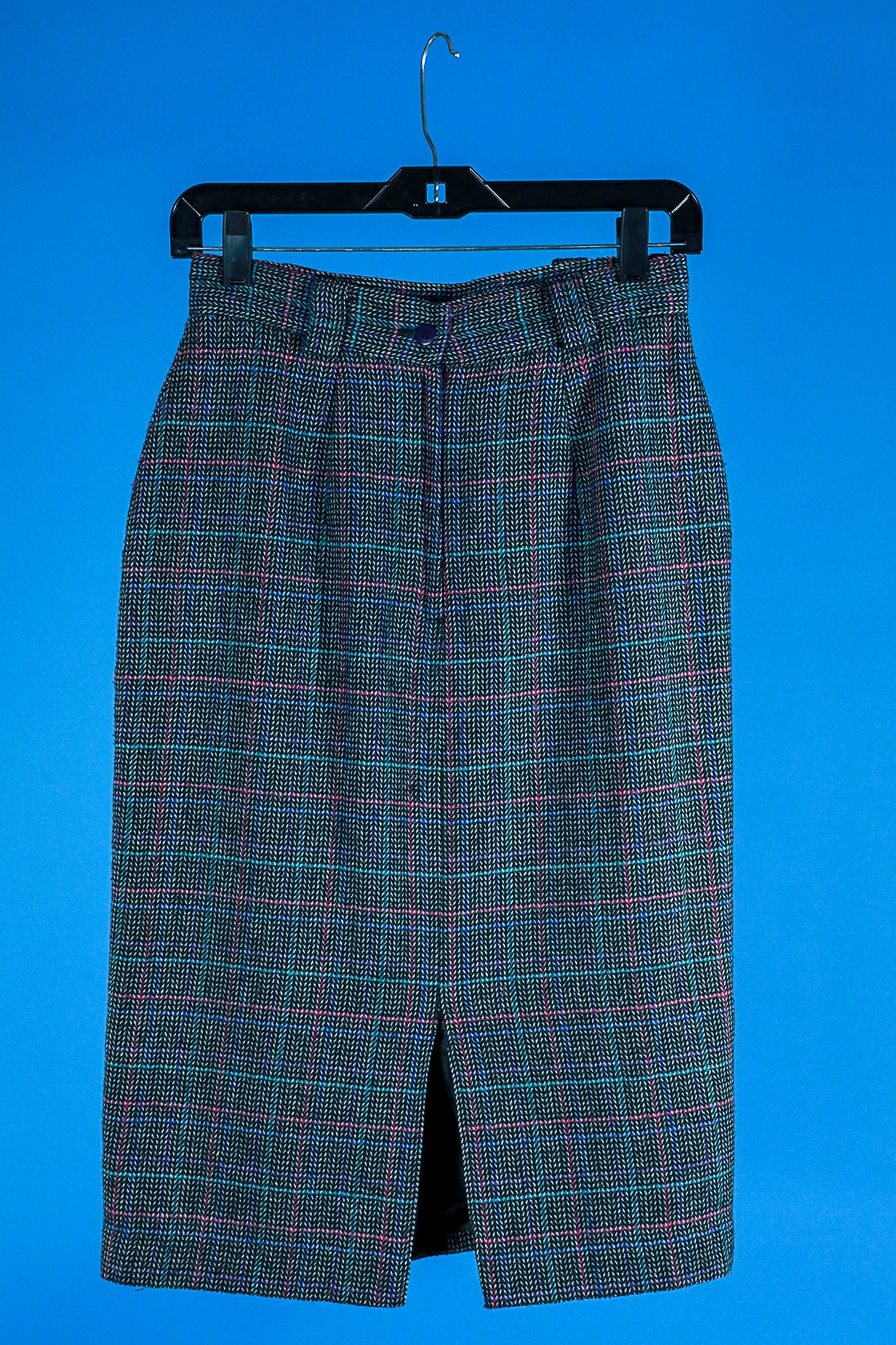 Norton McNaughton Tweed Skirt S