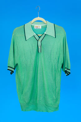 Cranbrook 1960s Knit polo