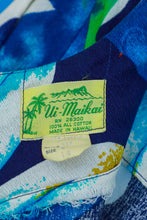 1970s Ui-Maikai Hawaiian Dress