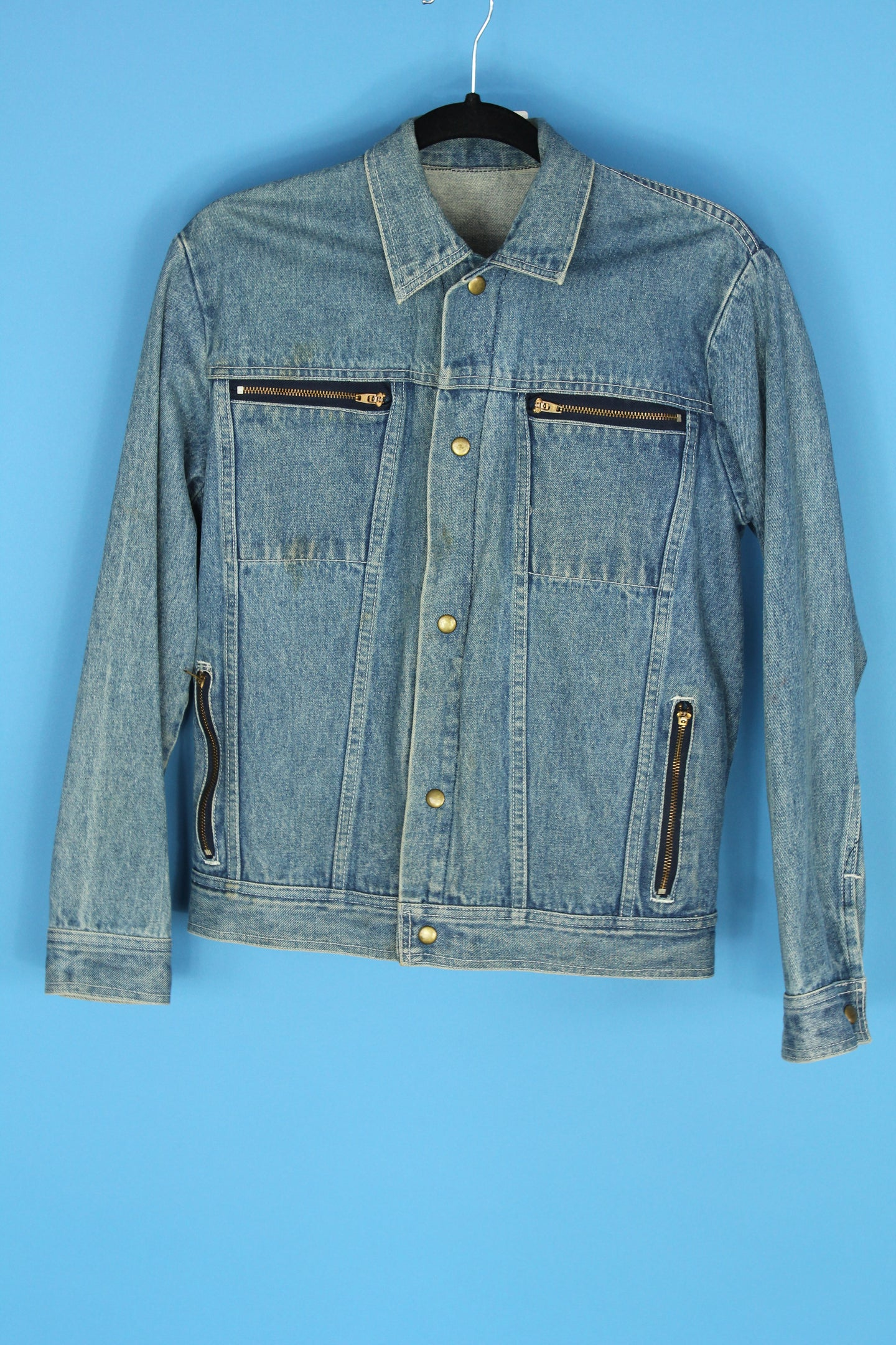 1970s Denim Jacket