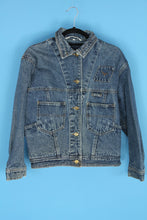 Sharp Shooters denim jacket