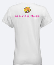 Short Sleeve 'Be A Nancy' T-Shirt
