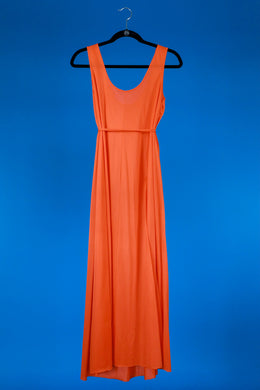 Orange Nightgown