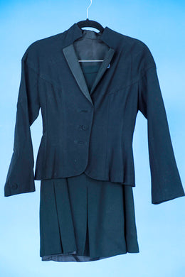 1950s Wool suit by Vogue