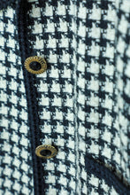 Planet Houndstooth Blazer