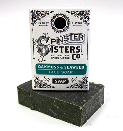 Oakmoss & Seaweed Face Soap