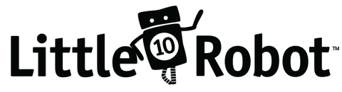 Little 10 Robot - Education apps and games for kids.