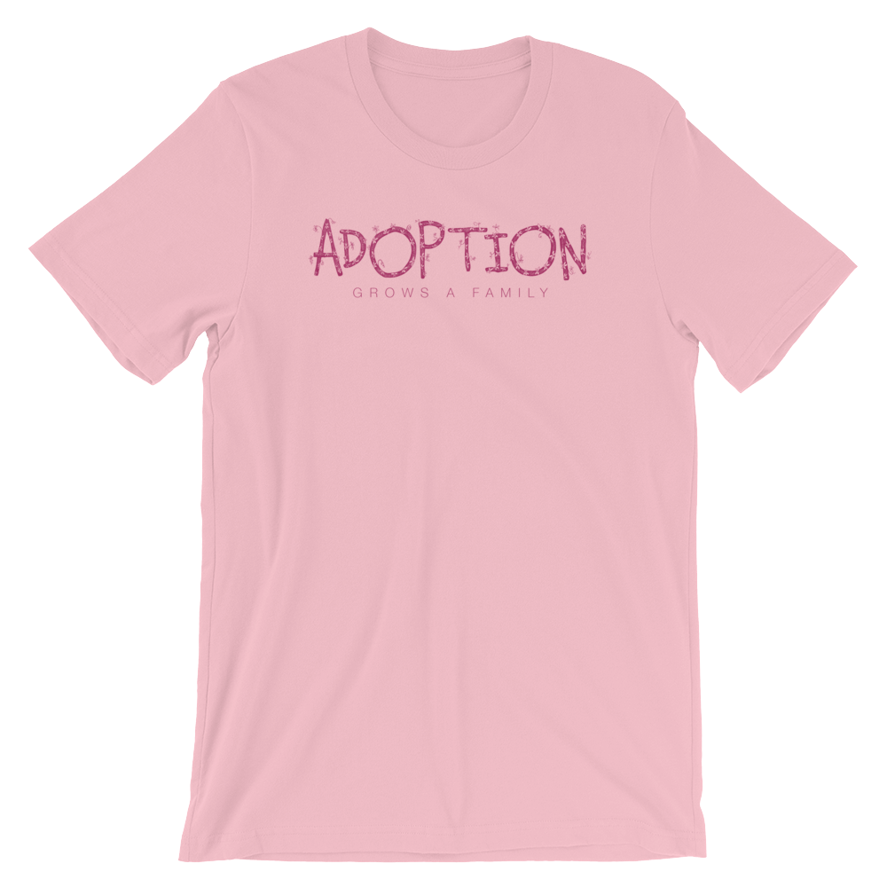 Adoption T-shirt. Adoption Day Shirt. Adoption Gifts. Adoption Grows a Family. Loves Makes a Family. Forever Family. Worth the wait.