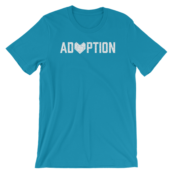 Aqua Adoption T-shirt