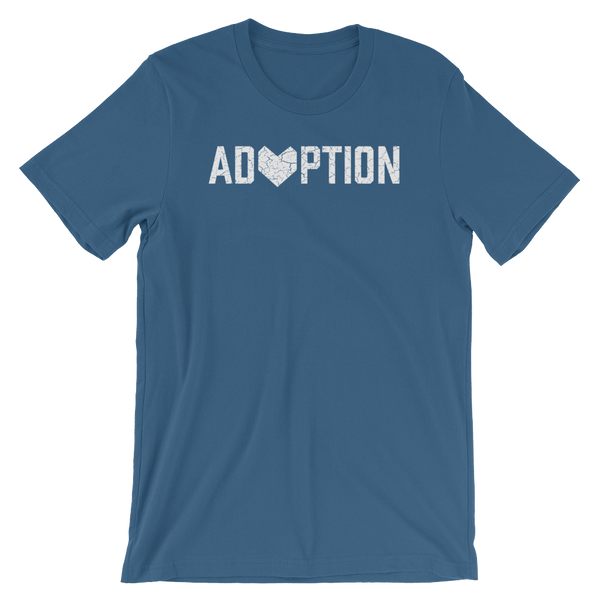 Adoption T-shirt. Adoption Shirt. Adoption Day t-shirt. Adoption. Adoption Takes Heart. Loves Makes a Family.