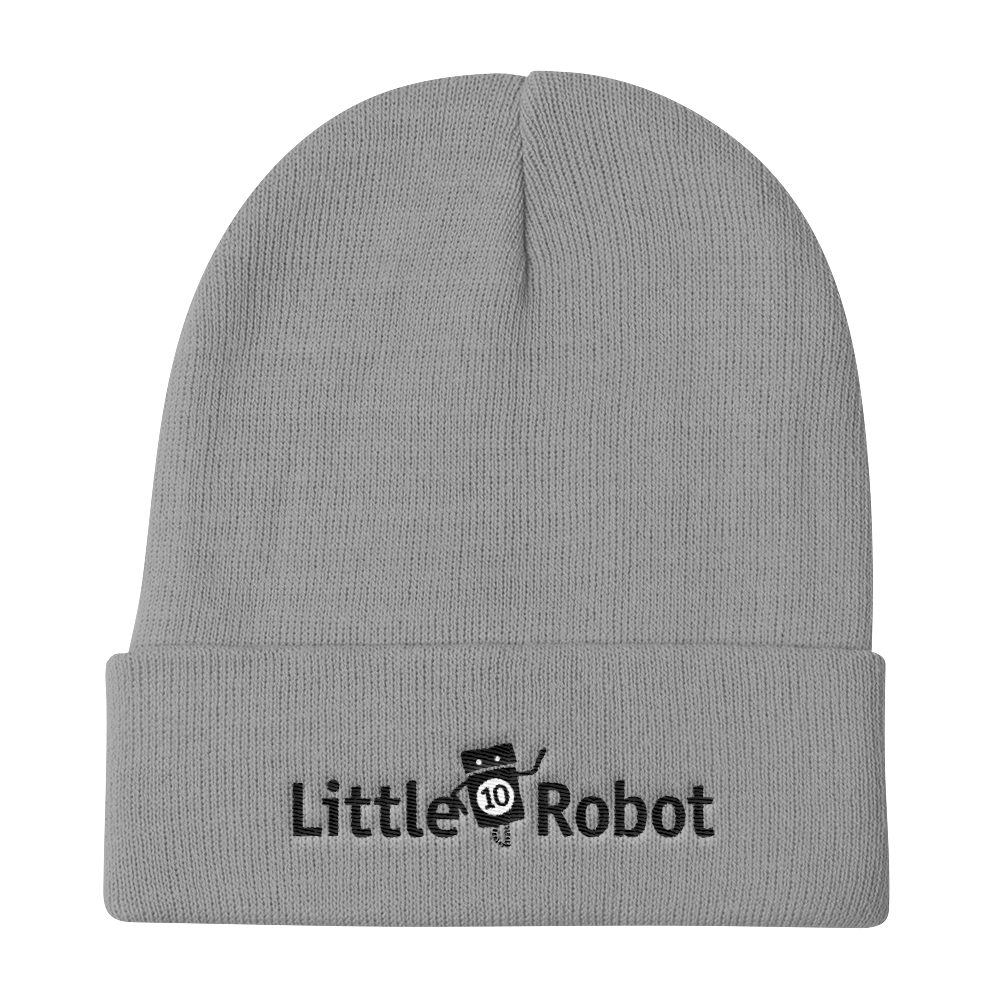 Little 10 Robot Beanie, app company, Apps for kids. Kid apps, educational apps