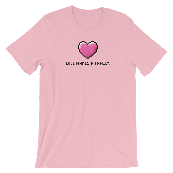 Loves Makes a Family t-shirt