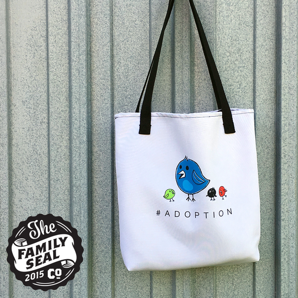 # Adoption Tote