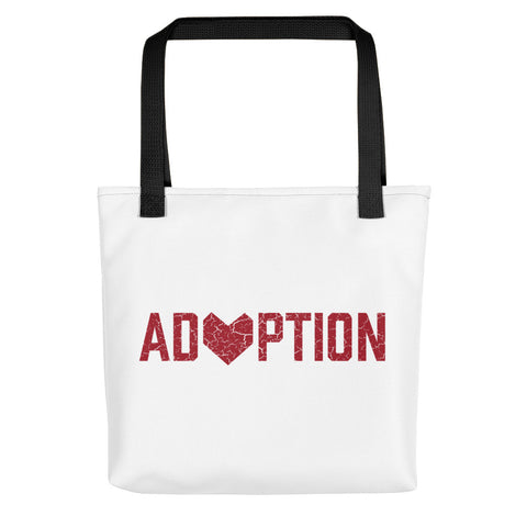 Adoption tote