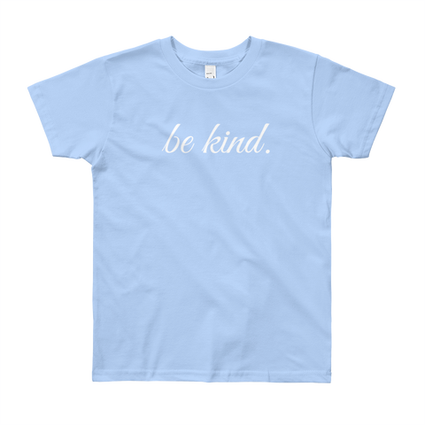 Be Kind-kids t-shirt