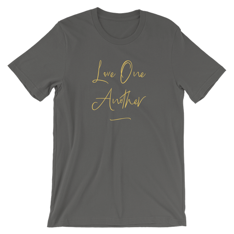 Asphalt Love One Another t-shirt