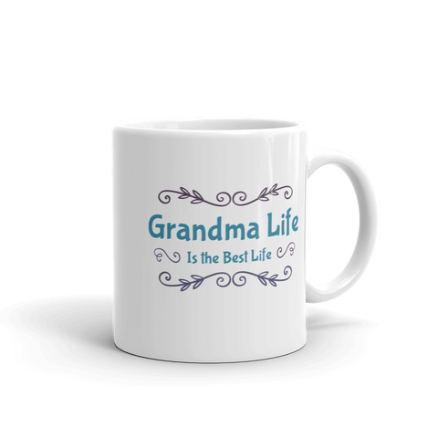 Grandma Life is the Best Life-mug