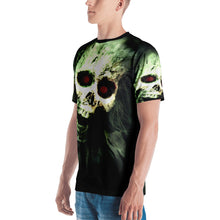 Evil Spectre 3D Unisex Four-way Stretch Polyester Blend Jersey, XS - 2XL