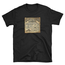 Poison Vintage Unisex 100% Cotton T-Shirt, Black or Navy, S - 3XL