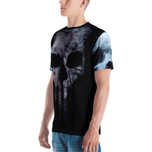 Bad Ass Skull Premium Knit 3D Four-Way Stretch Fabric Jersey