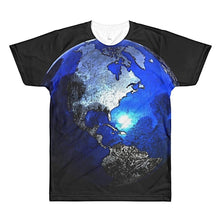 Mother Gaia 3D Unisex Lightweight Polyester T-Shirt, XS - XL