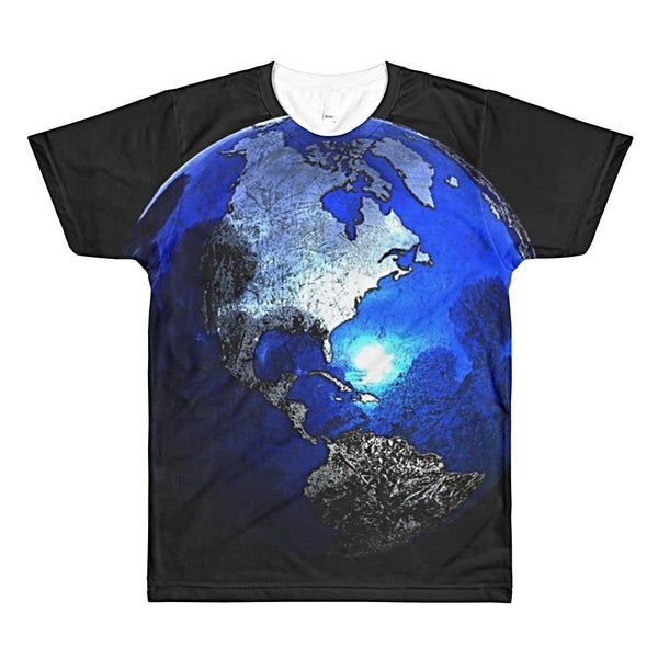 Mother Gaia 3D T-Shirt by diablotees