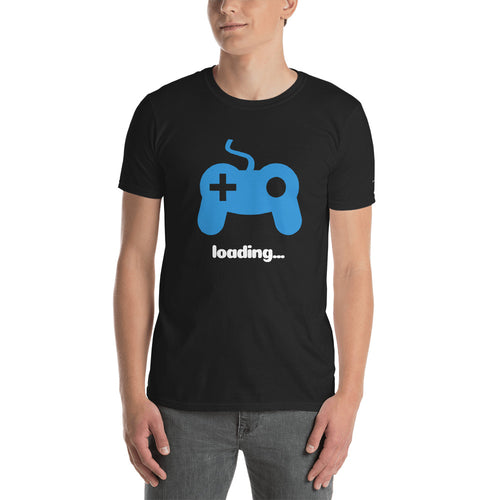 Loading... Short-Sleeve Unisex T-Shirt , Black or Navy ,S - 3XL