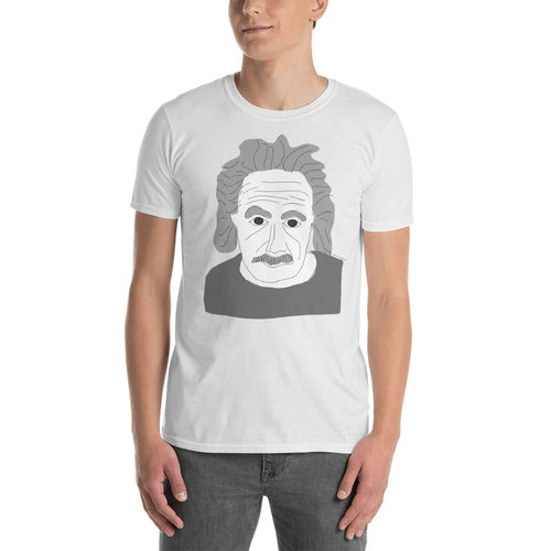 Modern Einstein 100% Cotton Unisex T-Shirt