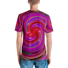 Trippy Trip Unisex Four-Way Stretch Polyester Blend Jersey