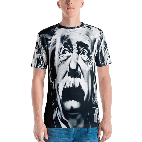 Einstein 3D Unisex Four-Way Stretch Polyester Blend Jersey