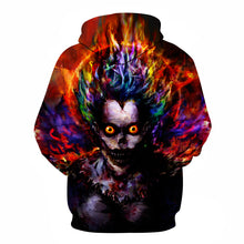 Monkey King 3D Unisex Hoodie/Sweatshirt, Cotton Blend, S - 6XL back